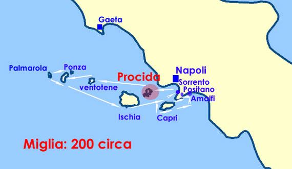 Cartina Costiera Amalfitana E Capri.Golfo Di Napoli Costiera Amalfitana Ed Isole Pontine Noleggio Barche A Vela Napoli Vacanze In Barca A Vela Charter Vela Con Skipper